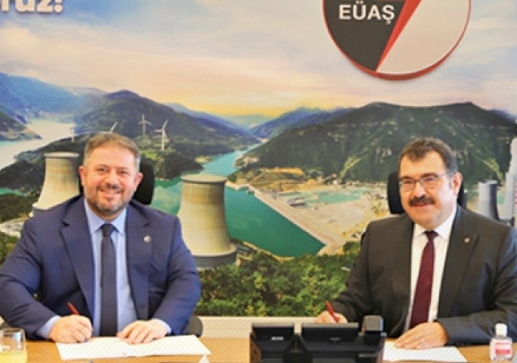 Hidroelektrik Santral Bileşenleri Yerli ve Milli olarak üretilecek